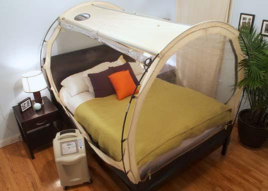Kids Bed Tent Queen Size